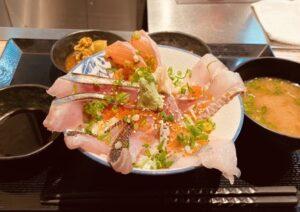 川崎グルメ:武蔵小杉で手軽に海鮮ランチ『浜の玄太丸』