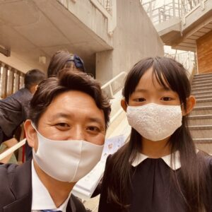 Read more about the article 感動!長女の卒園式で涙腺が・・・