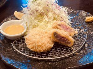 川崎グルメ:お塩で食べる絶品とんかつ!八丁畷ランチ『六』