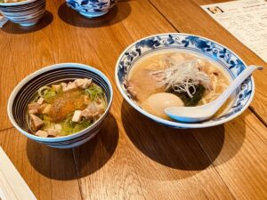 Read more about the article 川崎グルメ:ランチはラーメン屋になる居酒屋『魚炉魚炉』