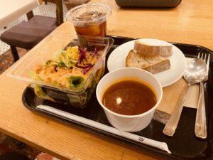 Read more about the article 川崎グルメ:『COFFEE & NY DELI CAFE NOLITA』