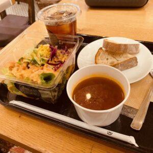 川崎グルメ:『COFFEE & NY DELI CAFE NOLITA』
