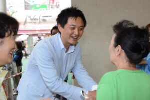 Read more about the article #11  2013年の都議会議員選挙に立候補した理由