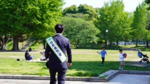 #12 候補者としての覚悟が芽生えた都議選2013