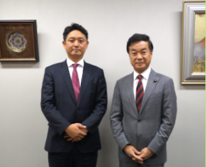 Read more about the article #20 衆院選への挑戦への決意と、日本維新の会との出会い